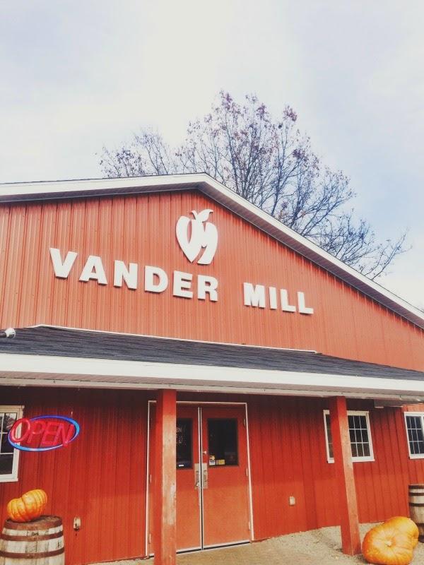 Local Lovin'   Vander Mill Ciders