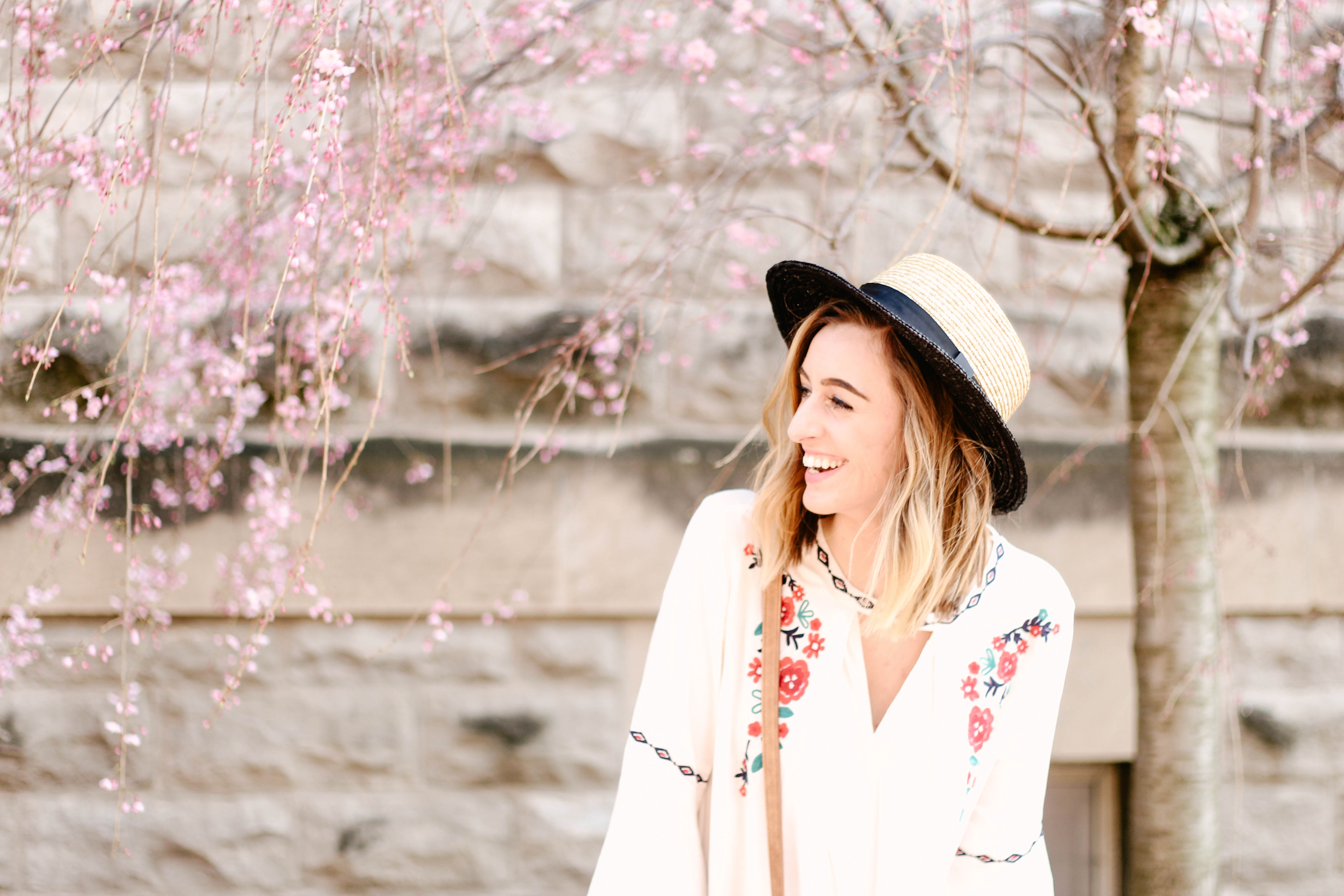 Spring Floral Outfit Free People