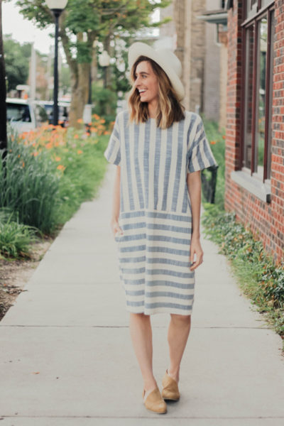 Stripes and Comfort