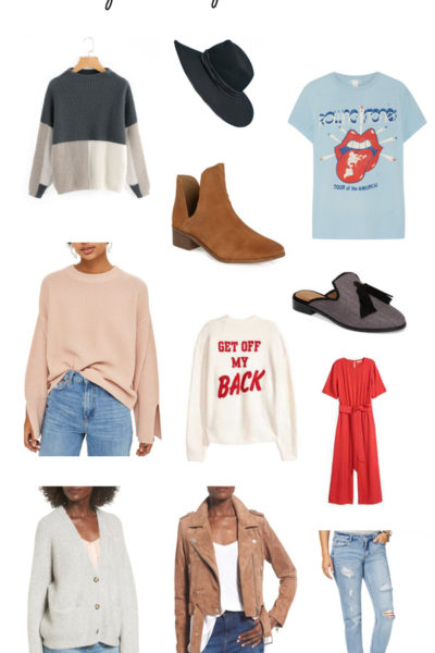Current Fall Wishlist