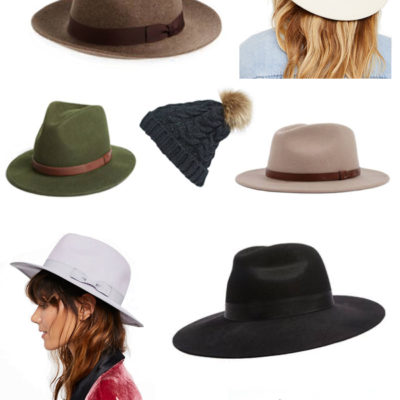 The Best Fall And Winter Hats This Season