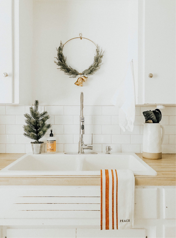 Simple Holiday Kitchen + Hearth U0026 Hand Finds