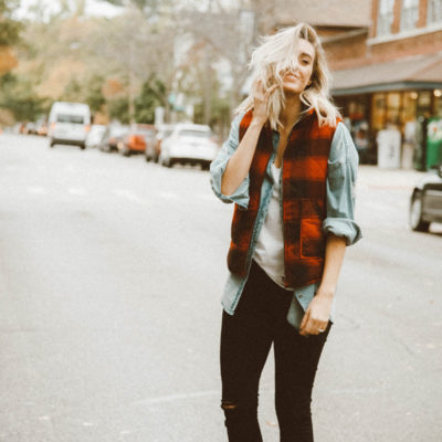 Unexpected Fall Uniform & 4 Months After Our Miscarriage